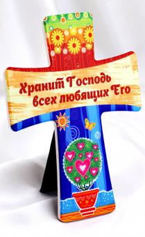 Крест керамический
