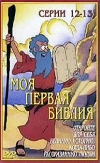Моя первая Библия 12-13 Мультсер DVD